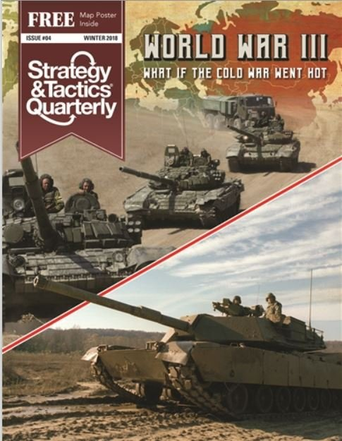Strategy & Tactics Quarterly #4 World War III