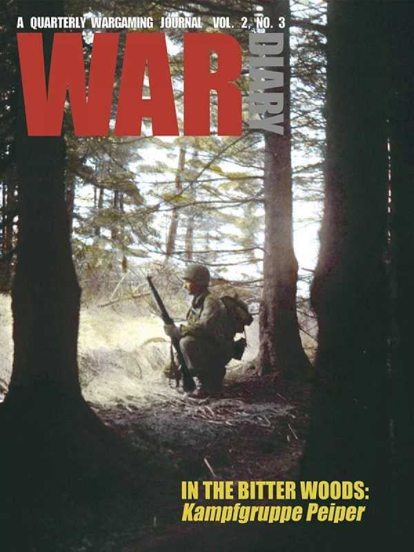 War Diary Magazine Issue #07