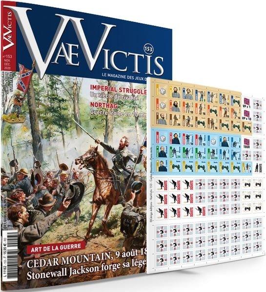 VaeVictis no. 153 Cedar Mountain 1862