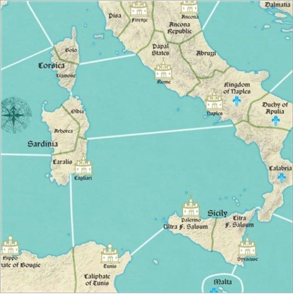 Strategy & Tactics #330 Mediterranean Empires