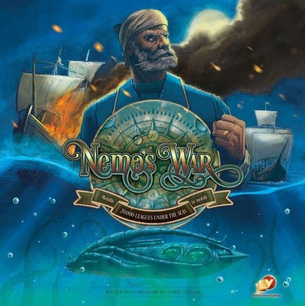 Nemo's War (2nd edition) reprint