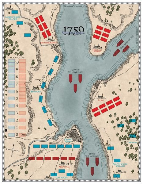 1759 Siege of Quebec