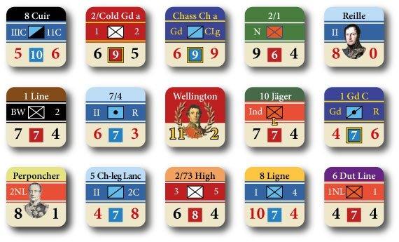 Quatre Bras 1815 - Last Eagles