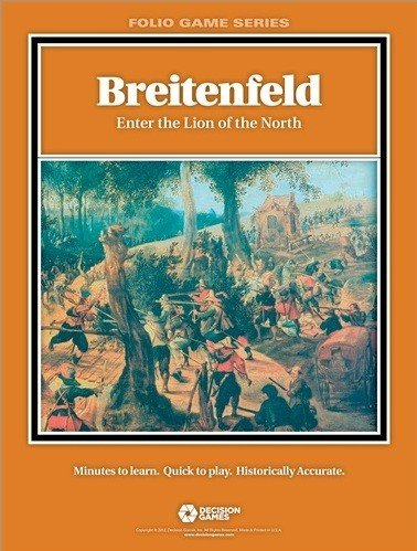 Breitenfeld: Enter the Lion of the North