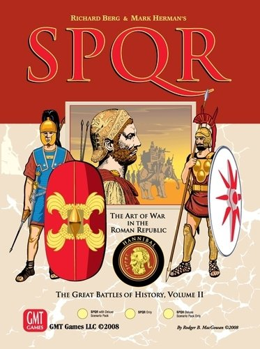 SPQR Deluxe Edition 2nd Printing