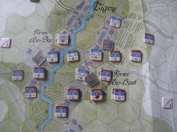 Ligny 1815 - Last Eagles