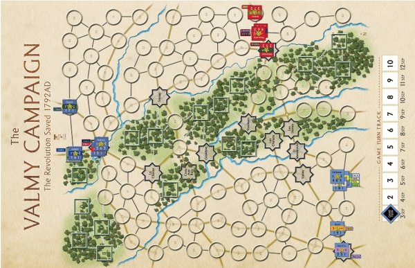 The Valmy Campaign: The Revolution Saved 1792
