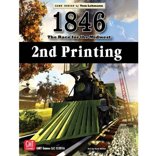 1846: The Race to the Midwest, 1846-1935, 2nd Printing