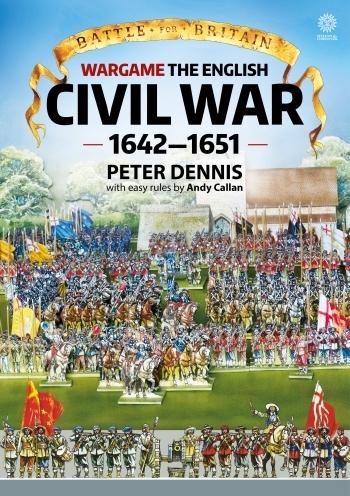 BATTLE FOR BRITAIN. Wargame the English Civil War 1642-1651