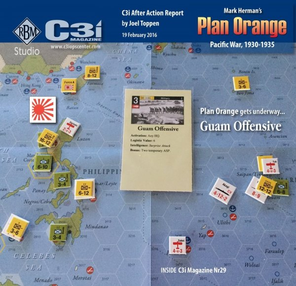 C3i Magazine Issue #29 - Plan Orange