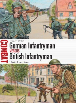 COMBAT 14 German Infantryman vs British Infantryman