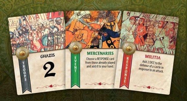 (USZKODZONA) Crusader Kingdoms