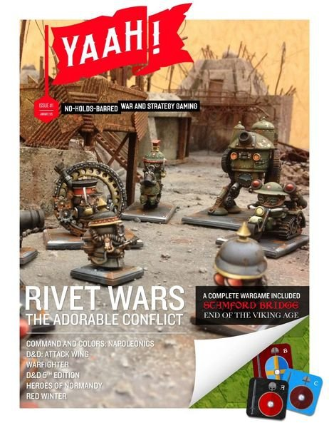 Yaah! #1 Rivet Wars