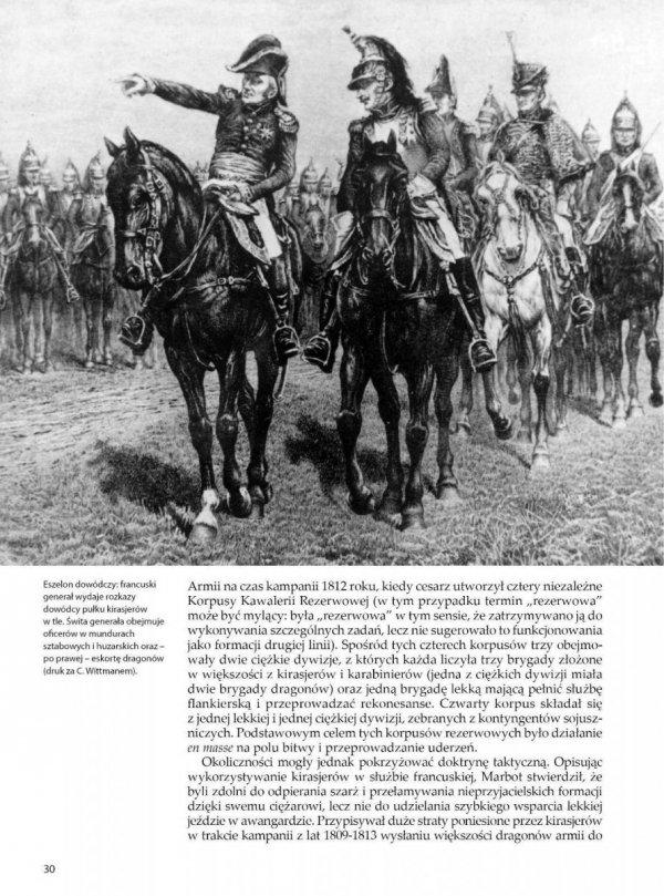 Taktyka ciężkiej kawalerii i dragonów w epoce napoleońskiej