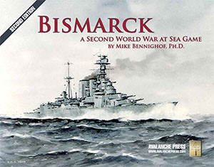 Second World War at Sea: Bismarck, second edition