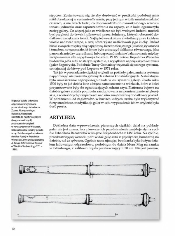 Renesansowe galery wojenne 1470-1590