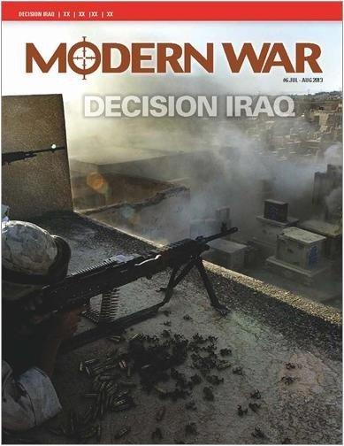 Modern War #6 Decision Iraq