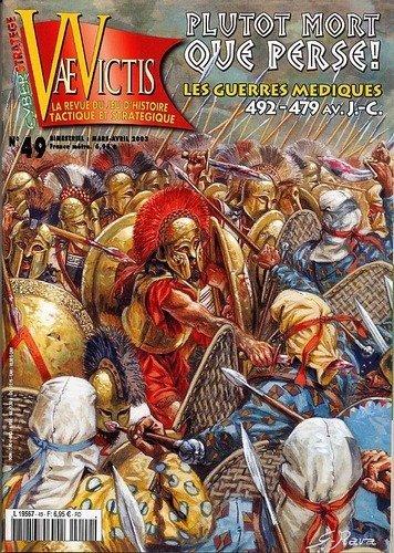 VaeVictis no. 49 Plutôt mort que Perse!
