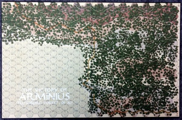 The Victory of Arminius: Teutoburg Forest IX AD