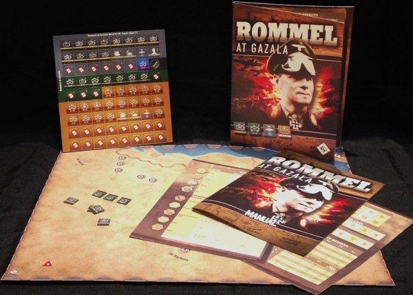Rommel at Gazala