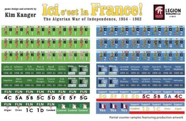 Ici c'est la France!