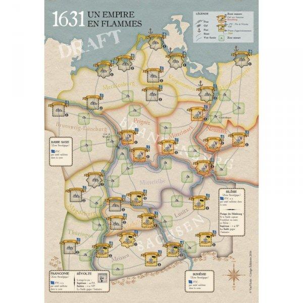 VaeVictis no. 127 Un Empire en Flammes 1631