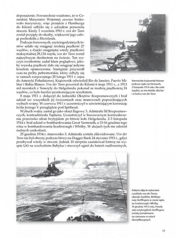 Niemieckie krążowniki liniowe 1914-1918