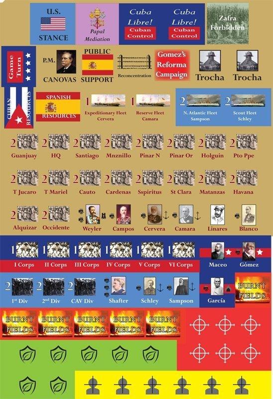 Cuba: The Splendid Little War (box)