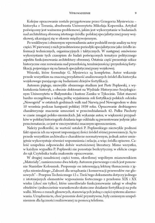 Ars fortificandi. Studia i materiały z dziejów architektury obronnej tom I
