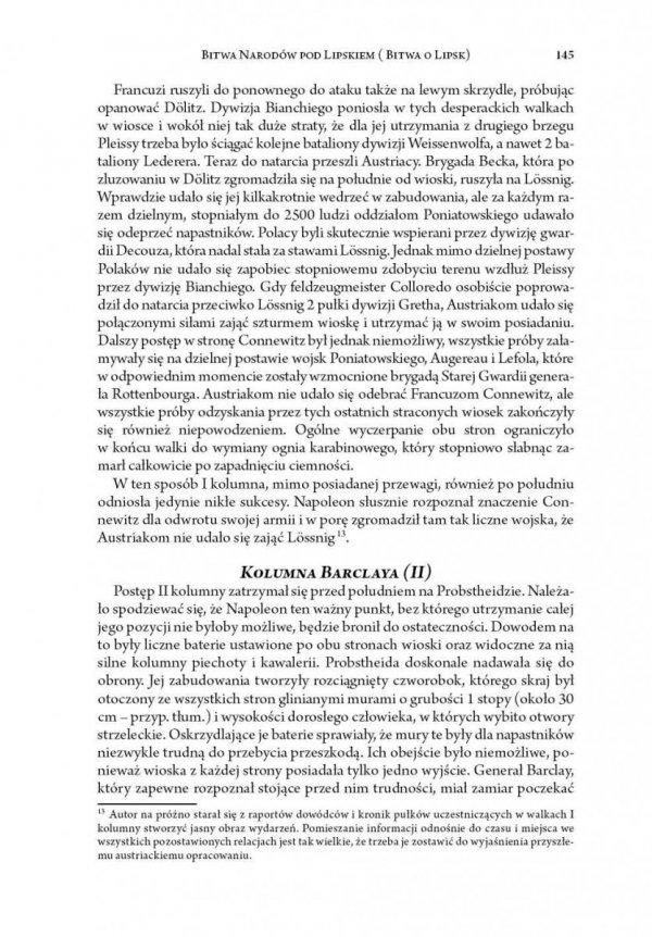 Historia kampanii jesiennej 1813 roku. Tom III