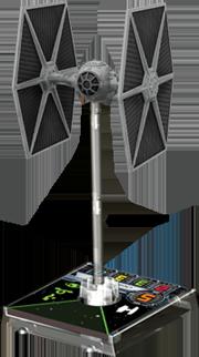 Star Wars X-Wing: Myśliwiec TIE Zestaw Dodatkowy