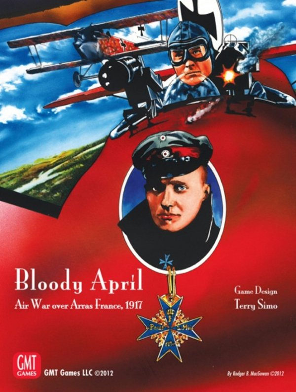 Bloody April: Air War over Arras