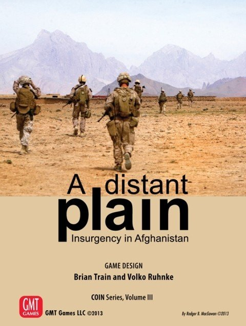 A Distant Plain 2nd printing