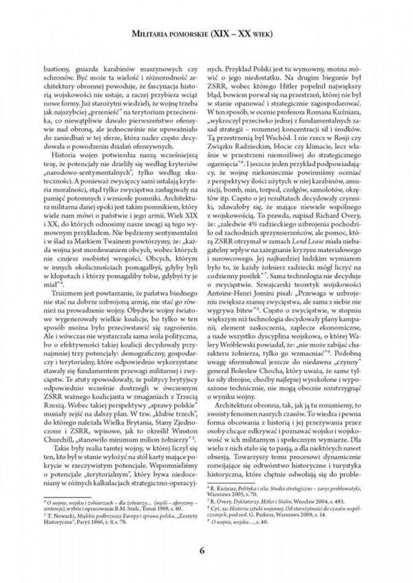 Militaria Pomorskie (XIX – XX wiek) Historia – Edukacja – Turystyka