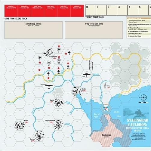 World at War #40 Rampage & Stalingrad Cauldron