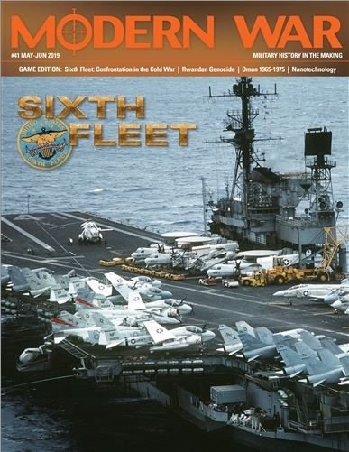 Modern War #41: Sixth Fleet