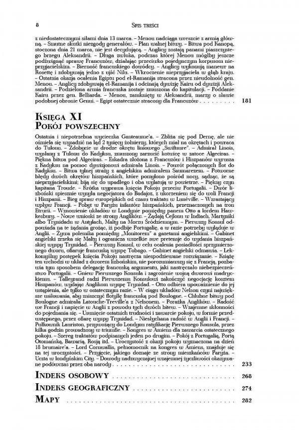 Historia Konsulatu i Cesarstwa. Tom I cz. 2