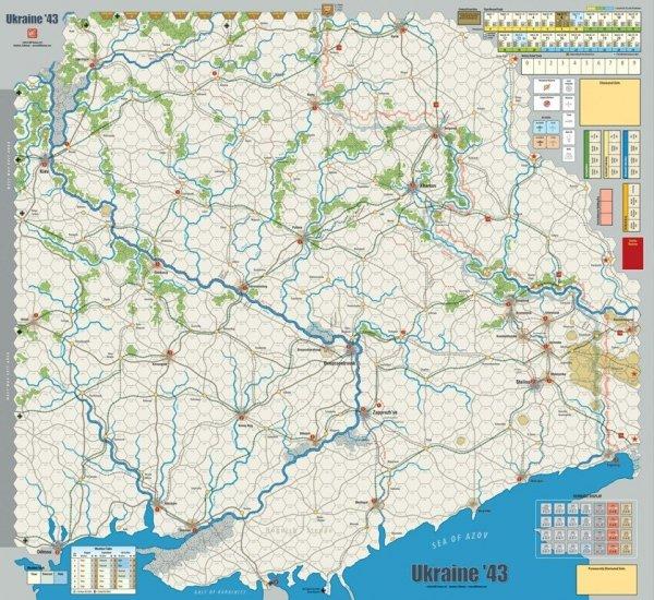 Ukraine '43 2nd Edition