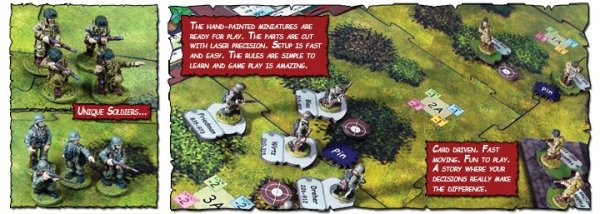 Sergeants Miniatures Game: Day of Days