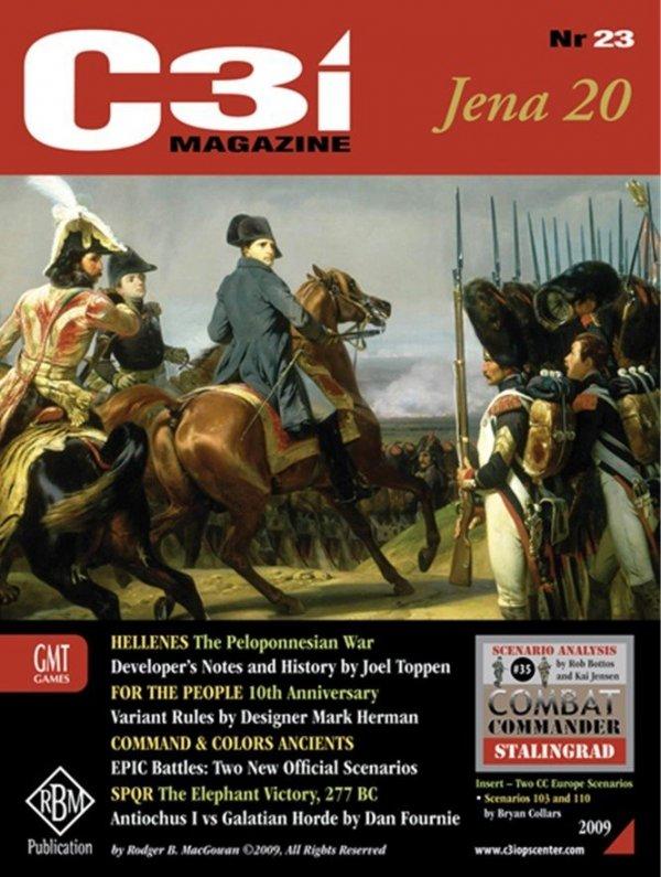 C3i Magazine Issue #23 - Jena 20