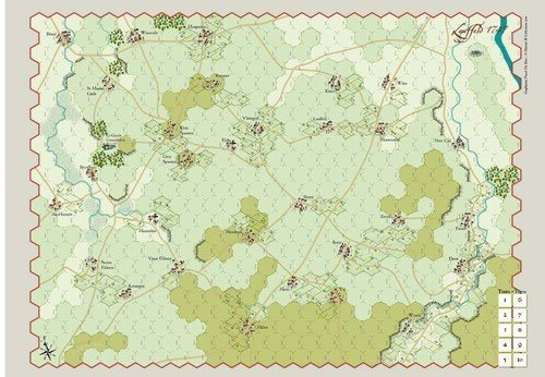 Marshall Saxe's Victories Fontenoy 1745 - Lauffeld 1746