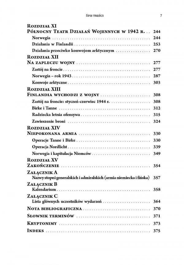 Niemiecki Północny Teatr Działań Wojennych 1940-1945