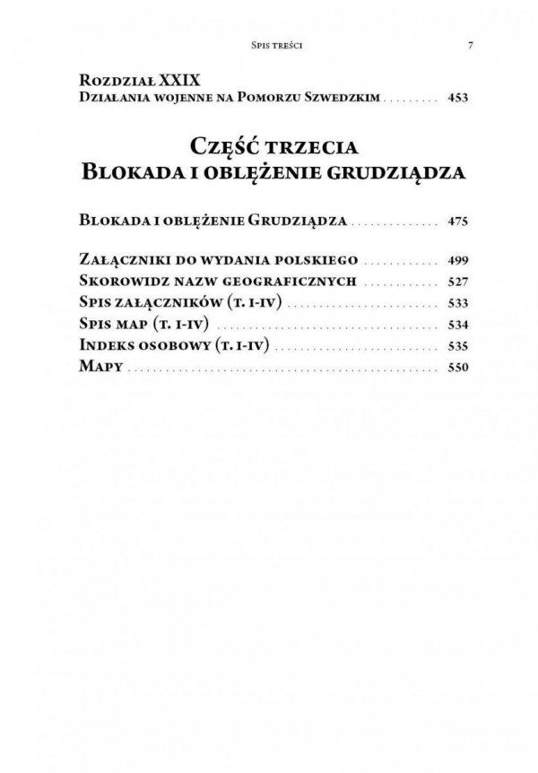 Wojna lat 1806-1807 Część druga Kampania 1807 roku. Tom IV