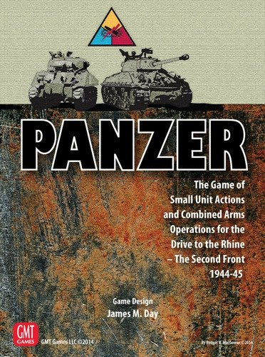 Panzer Expansion #3: Drive to the Rhine - The 2nd Front