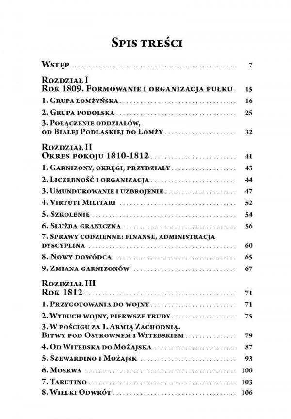 Od Łomży do Sedanu – Pułk 8. ułanów Księstwa Warszawskiego (1809-1814)