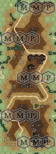 ASL Map Board 09