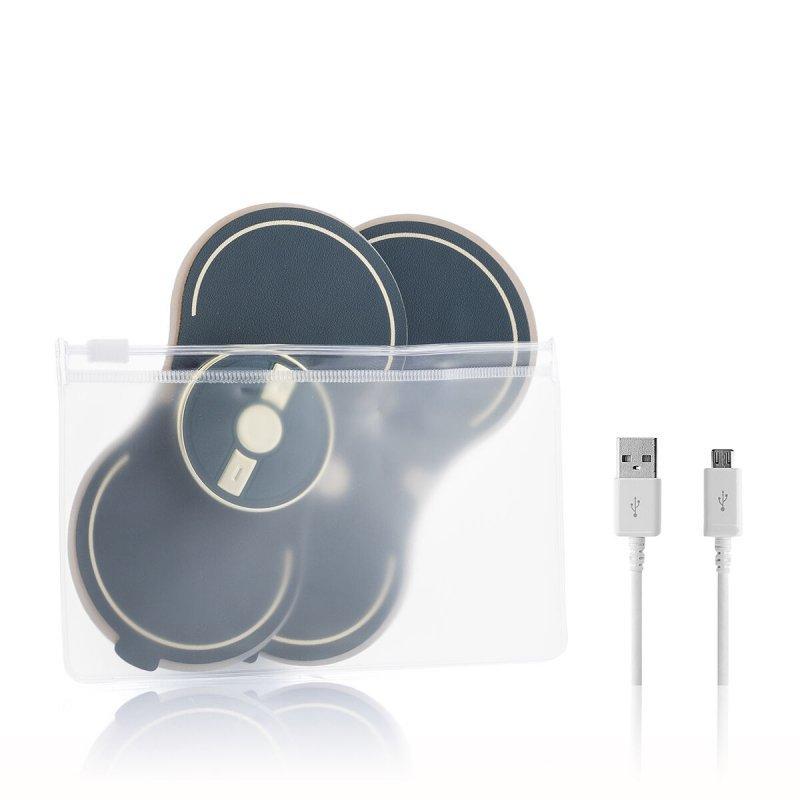 Przenośny Masażer Relaksacyjny i Łagodzący Ból Menstruacyjny Moonlief InnovaGoods