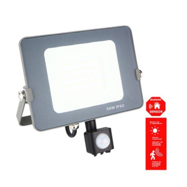 Żarówka Silver Electronics 50W 5700k 4000 lm IP65