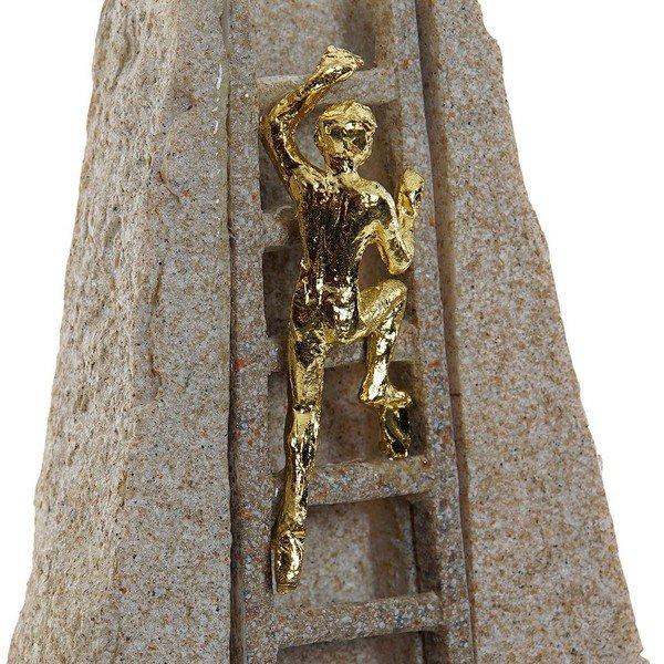 Figurka Dekoracyjna DKD Home Decor Żywica Schody (13 x 5 x 23 cm)