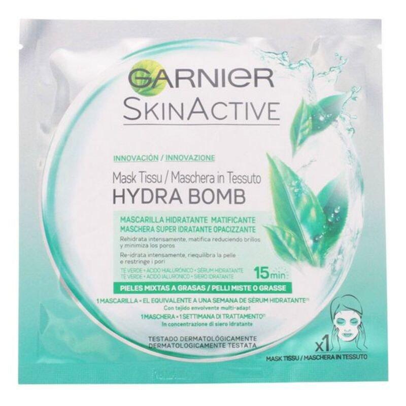 Maseczka Matująca Skinactive Hydrabomb Garnier
